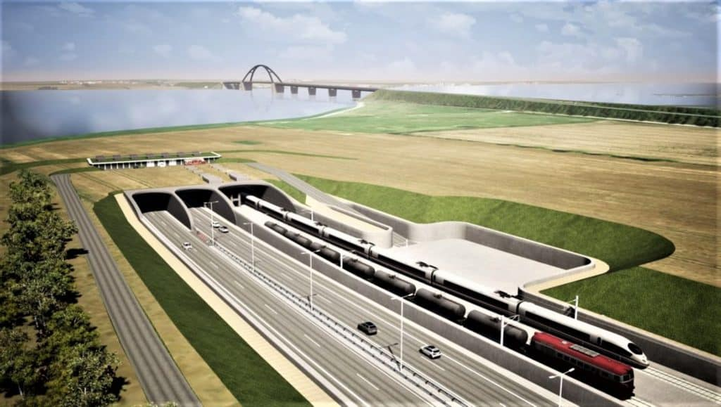The Fehmarn Belt Fixed Link